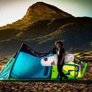 Gernavarro.com German A. Navarro B. Kitesurf Instructor IKO L3 Switch Kites Firewire Surf-27