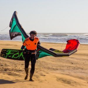 Gernavarro.com German A. Navarro B. Kitesurf Instructor IKO L3 Switch Kites Firewire Surf-4