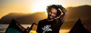 Gernavarro.com kitesurf calblanque retrato switchkites firewire surfboards IKO