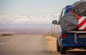 gernavarro produccion audiovisual Furgoneteo marruecos trabajando en la carretera