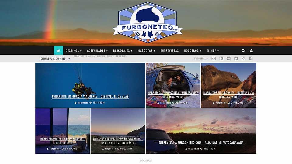 gernavarro.com German A. Navarro b. produccion audiovisual diseno web Furgoneteo