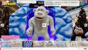 gernavarro.com German A. Navarro b. produccion audiovisual diseno web dream factory