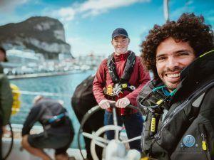 gernavarro allabroad sailing gibraltar ceuta-14 rya competent crew en gibraltar