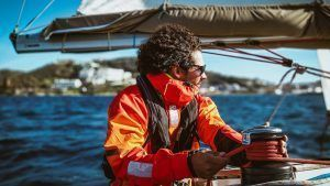 Ger navarro sailing yachtmaster offshore skipper patron de yate capitan de yate